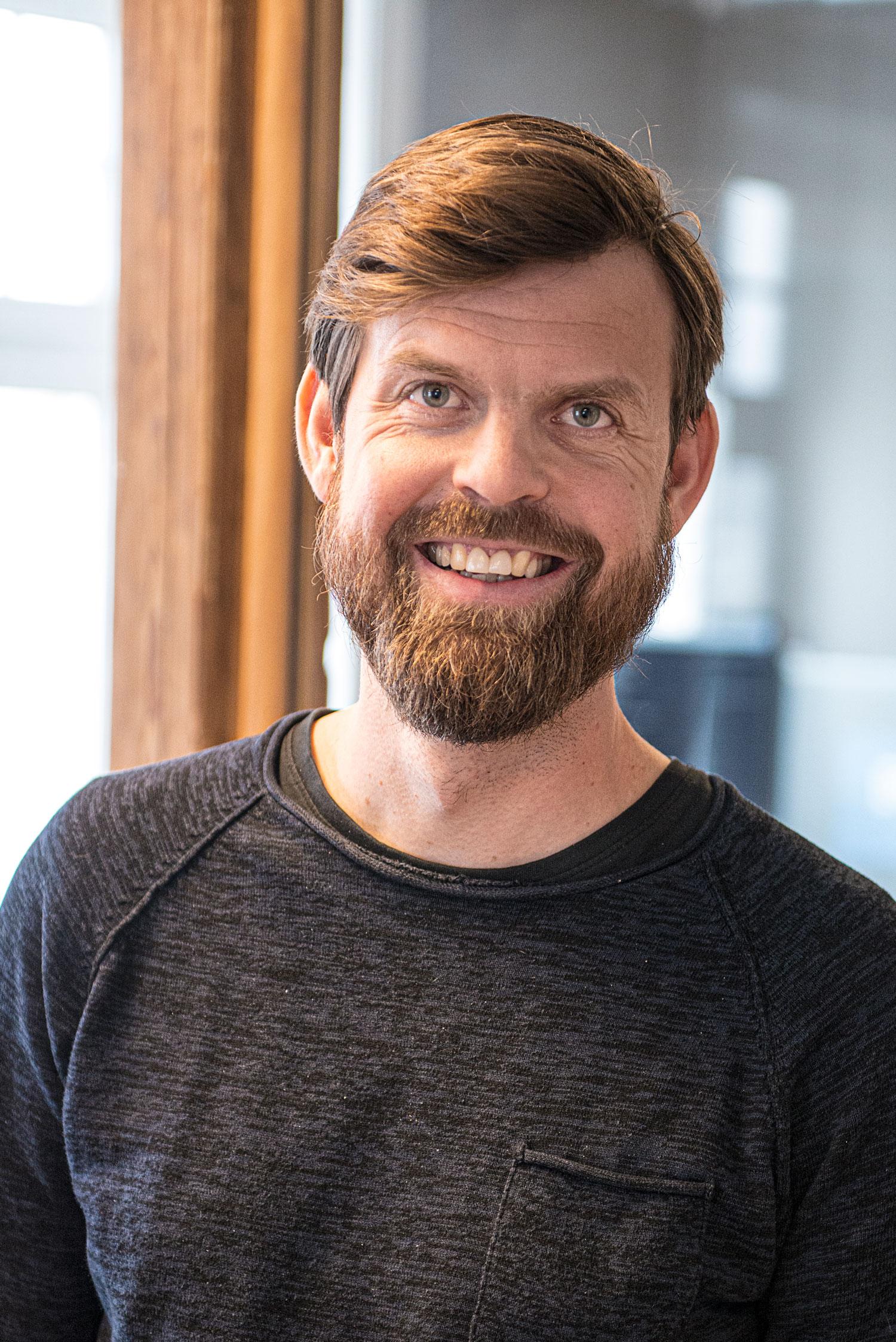Martin Morfjord